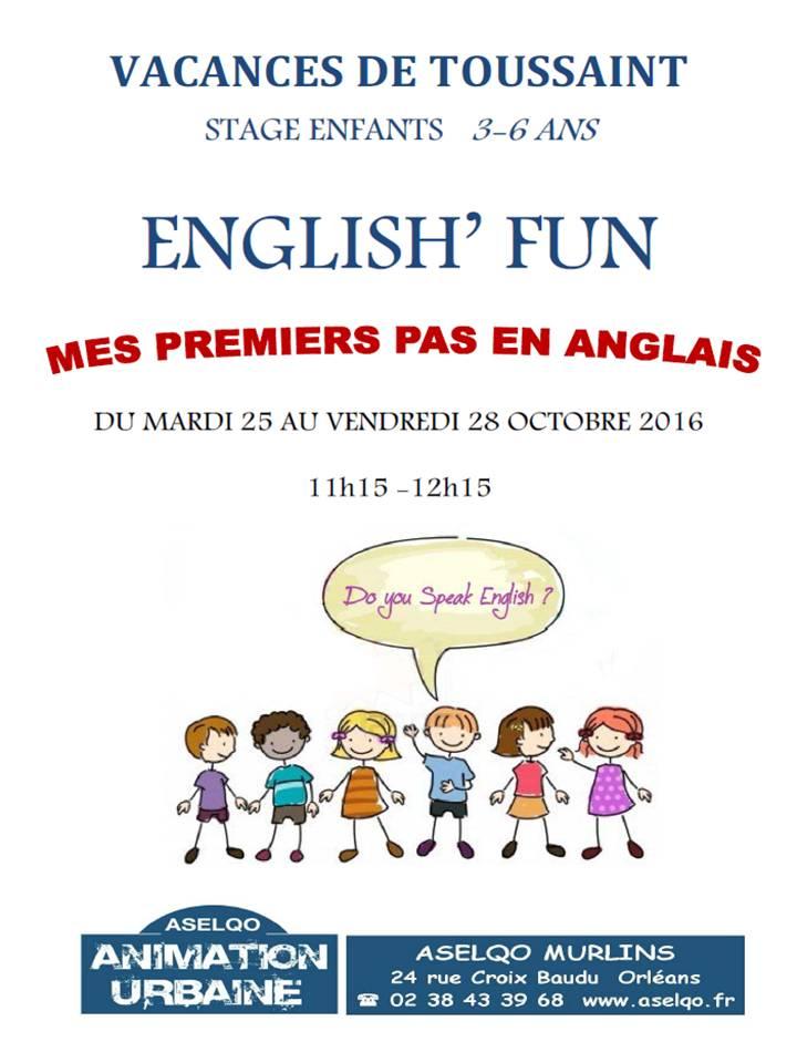 affiche-english-fun-toussaint-2016