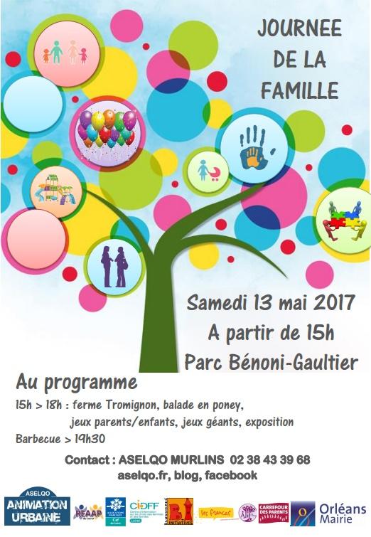 Journée de la famille 13-05-2017